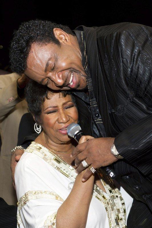 Aretha Franklin, Dennis Edwards