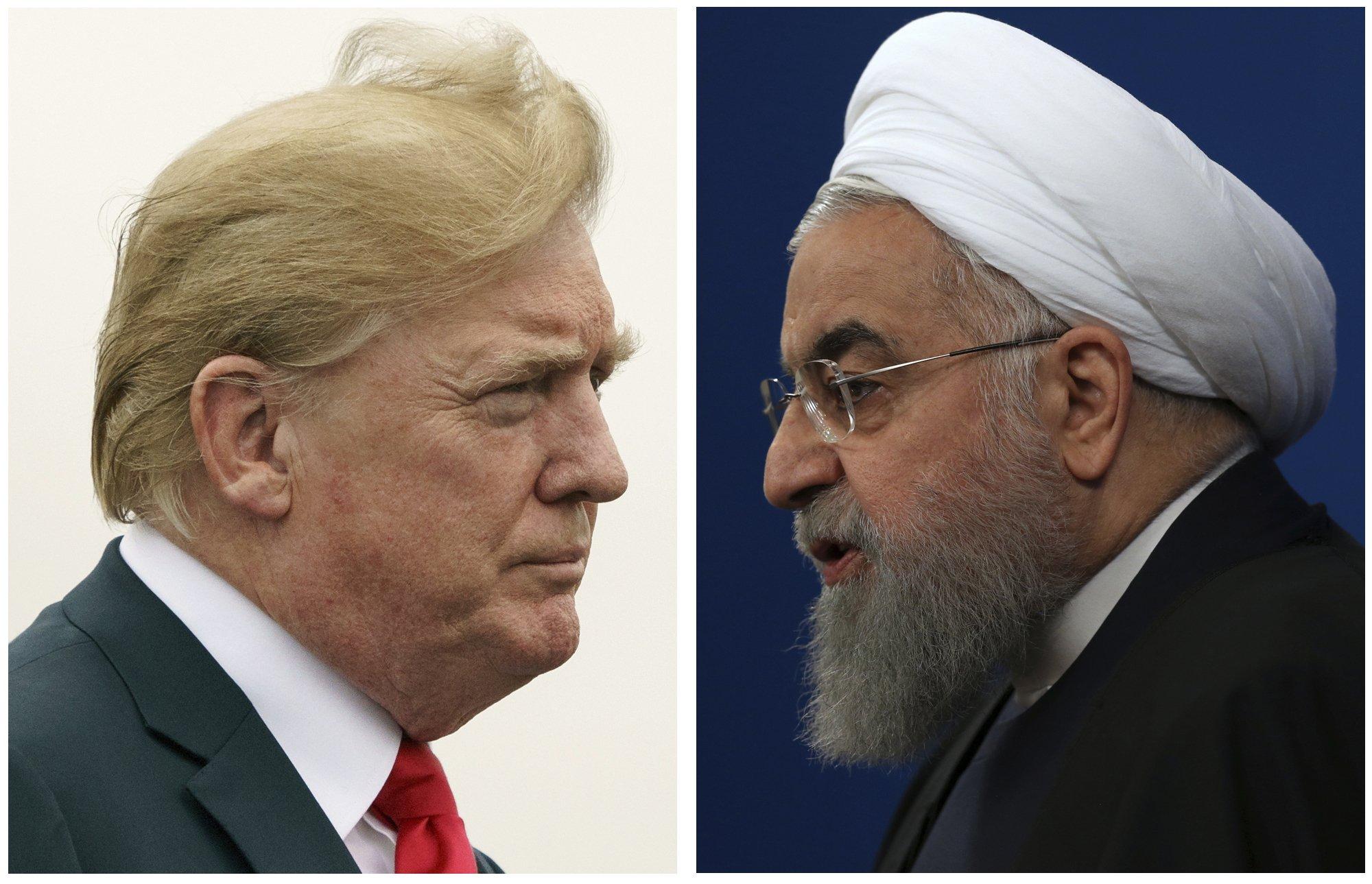 Just tough Trump tweeting? US ratchets up Iran pressure