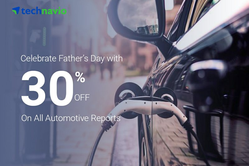 Technavio Commemorates Father's Day with a Special Offer This June
