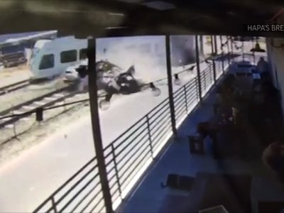 Two Killed After Train and Car Collide