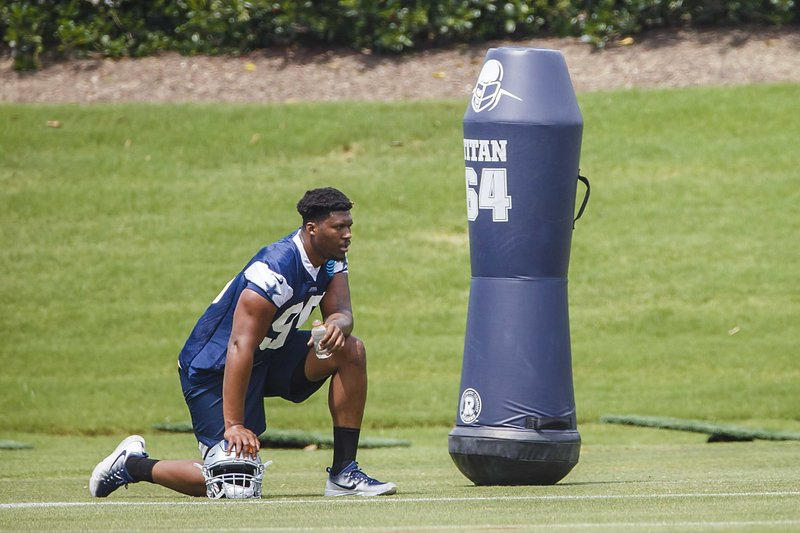 29b169c76 Cowboys DL David Irving banned 4 games for 2nd straight year