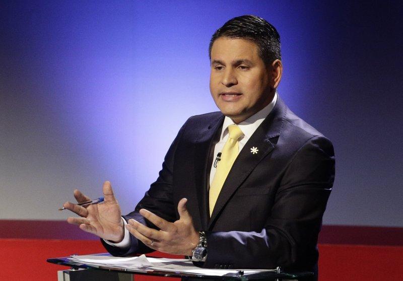 Fabricio Alvarado