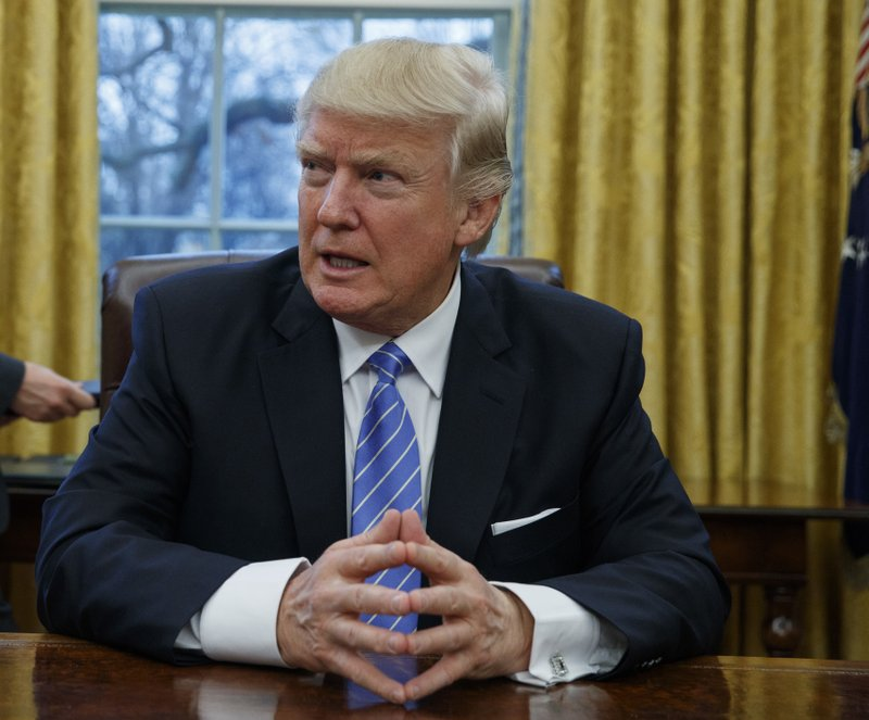 Donald Trump, Reince Priebus