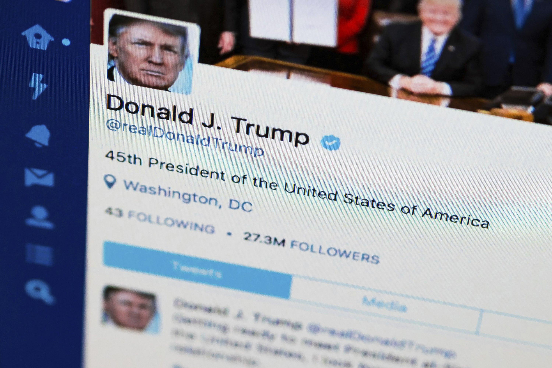 Judge: President can't block critics on Twitter