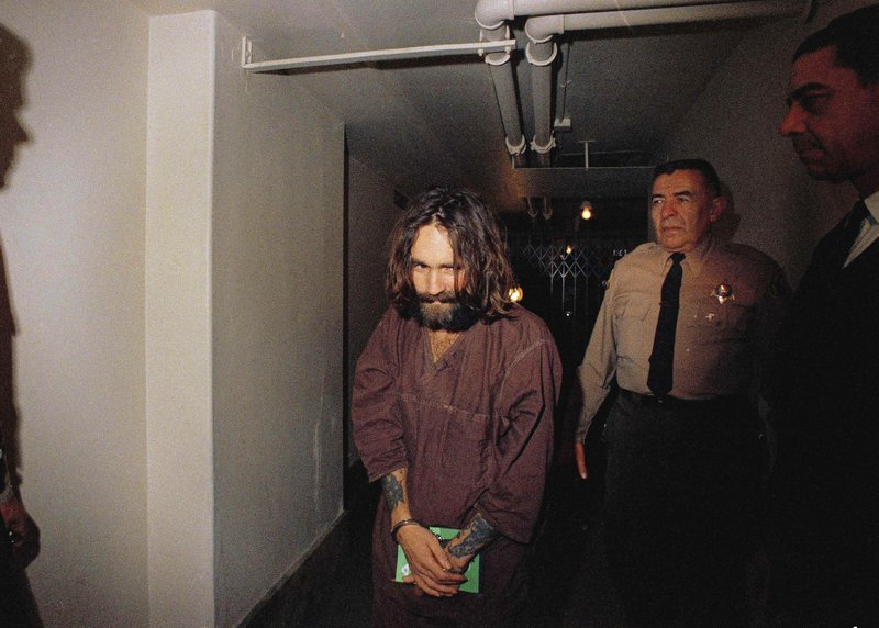 Charles Manson, whose brutality made him face of evil, dead