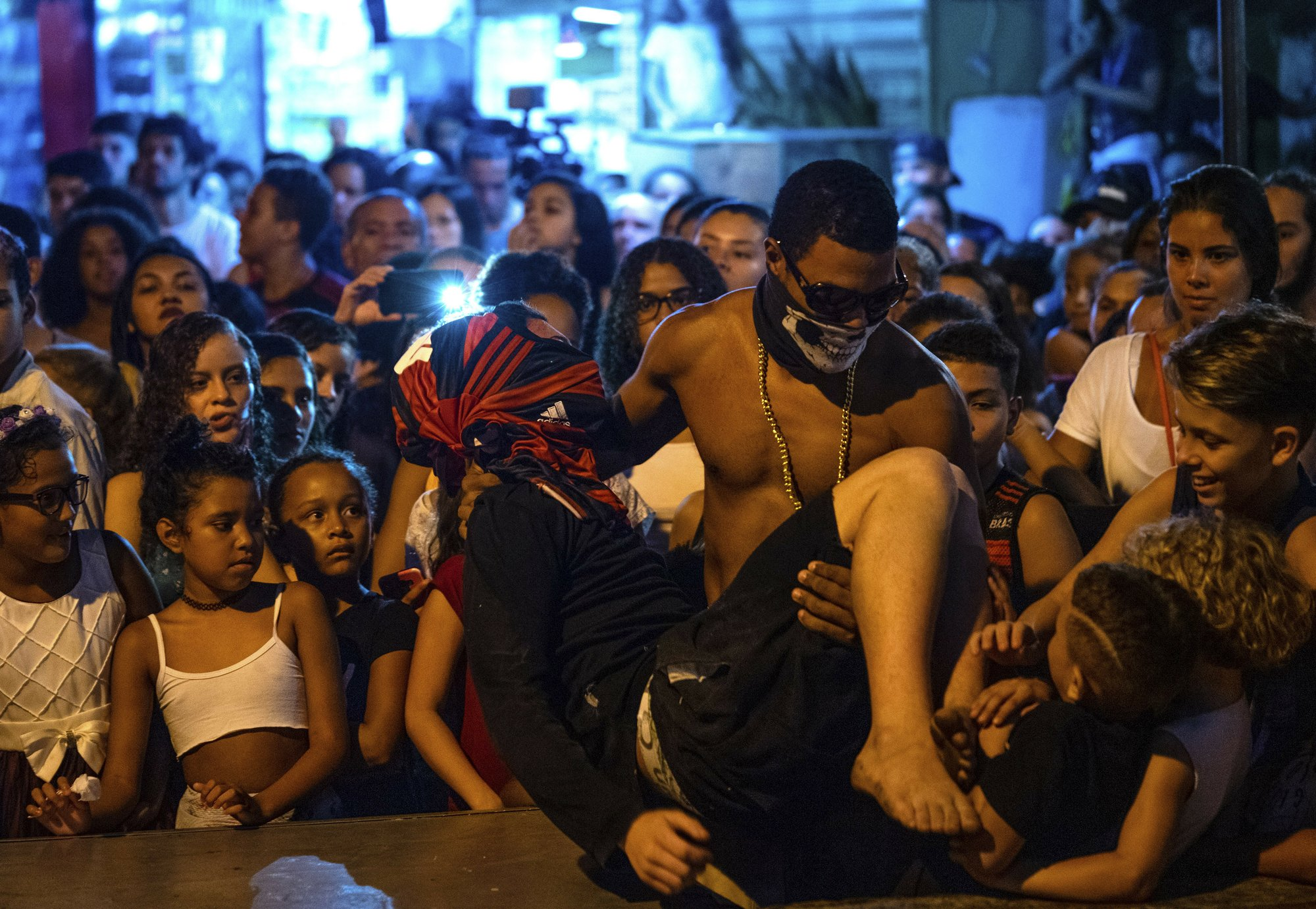 Passion Play in Brazil shantytown a voice against injustice