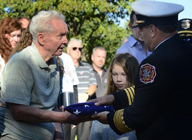 9/11 Commemorated in Broomfield