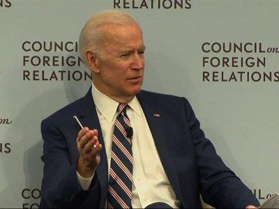 Biden: Russia is in 'Enormous Decline'