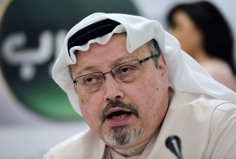 Fiancee of missing Saudi journalist asks for Trump's help