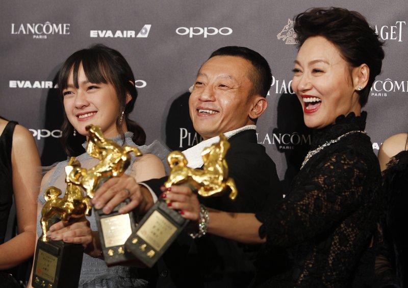 Vicky Chen, Yang Ya Che, Kara Wai
