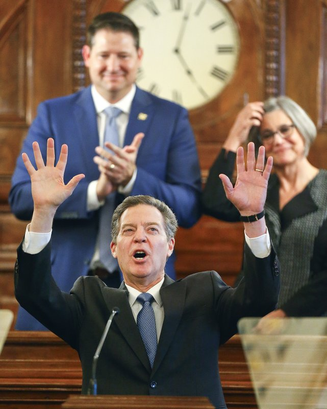 KANSAS STATE OF THE STATE