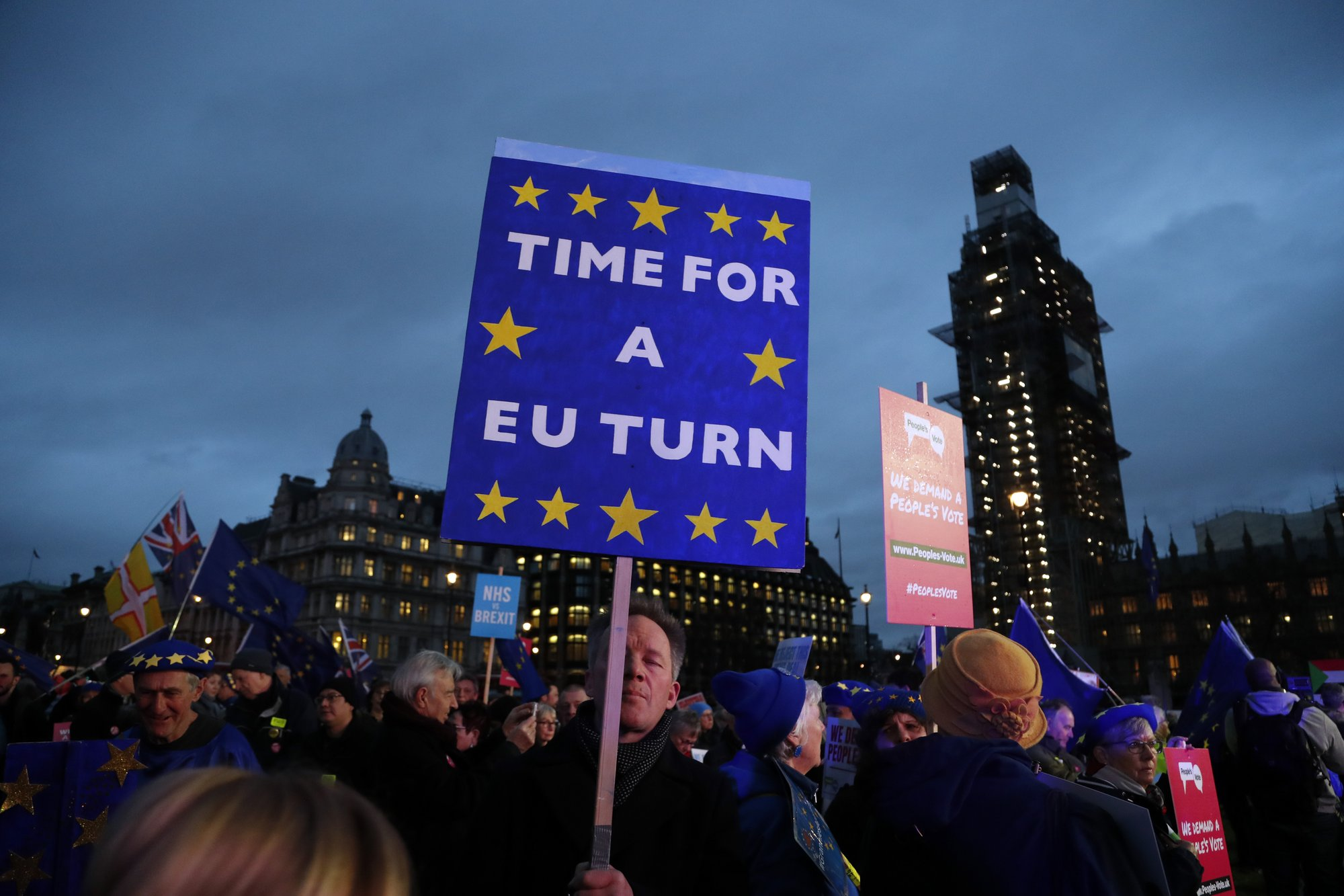 Explaining the 'backstop,' a sticking point in Brexit debate