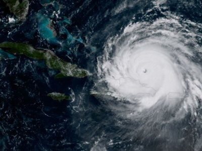 AP Analysis: No Way Around Irma's Wrath for Fla.