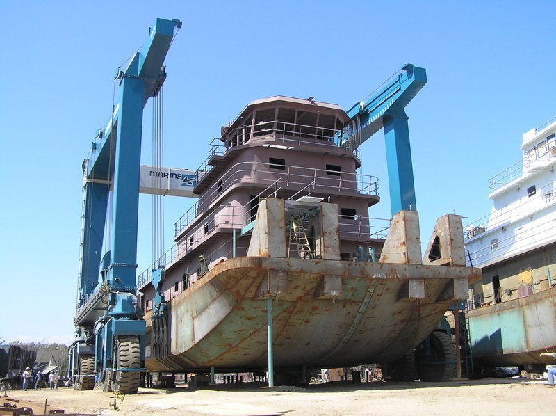 Metal Shark Acquires the Assets of Horizon Shipbuilding