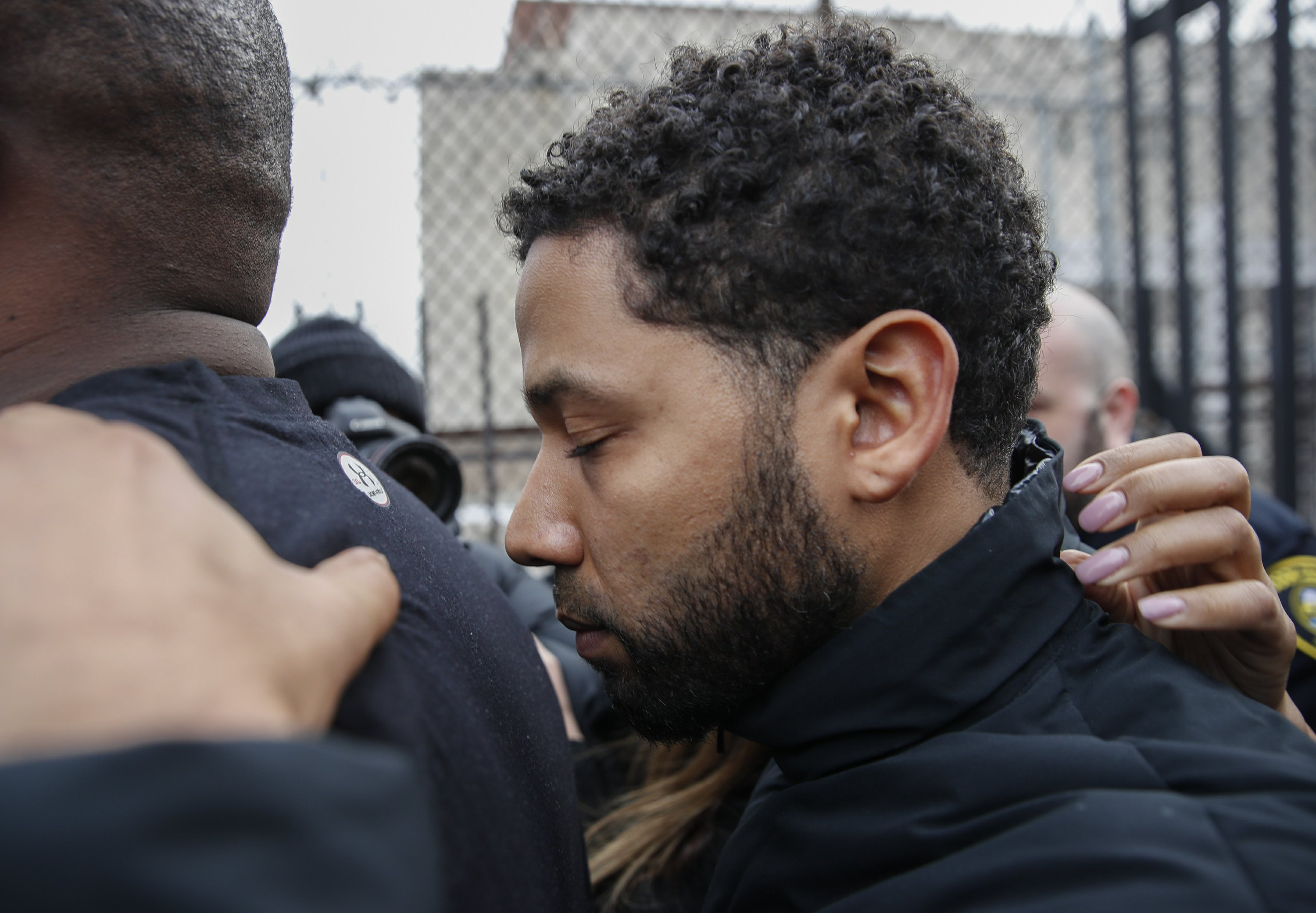 "The producers of the TV show ""Empire"" say Jussie Smollett's character will be removed from the final two episodes of this season."