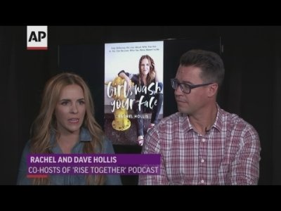 Rachel and Dave Hollis: 'Girl, Wash Your Face' was catalyst for change in their lives