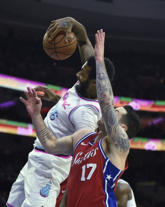James Johnson, JJ Redick