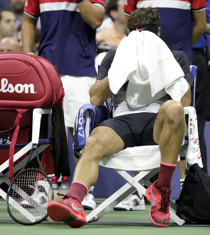 No Rafa vs. Roger at US Open: del Potro beats Federer in QF