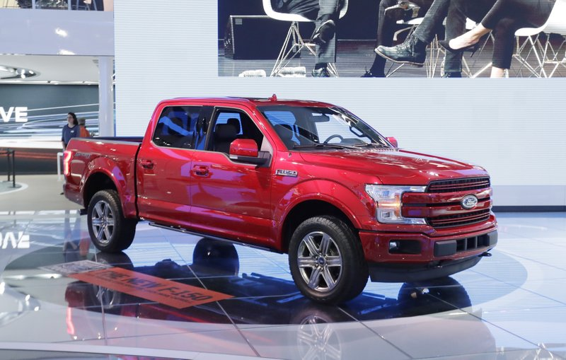 Ford Adding Diesel Engine Other Features To F 150