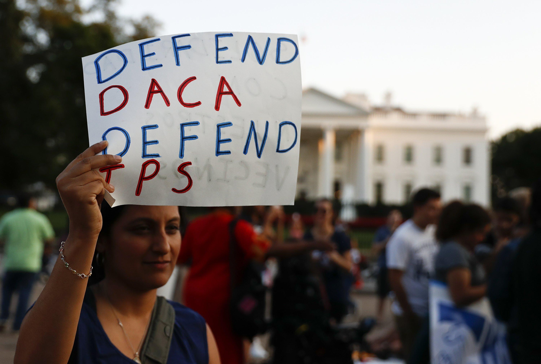 Trump rescinding DACA program protecting young immigrants