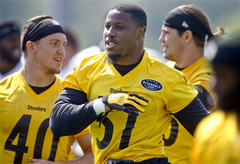 a921fbc4cca Steelers prepare for life without injured Ryan Shazier