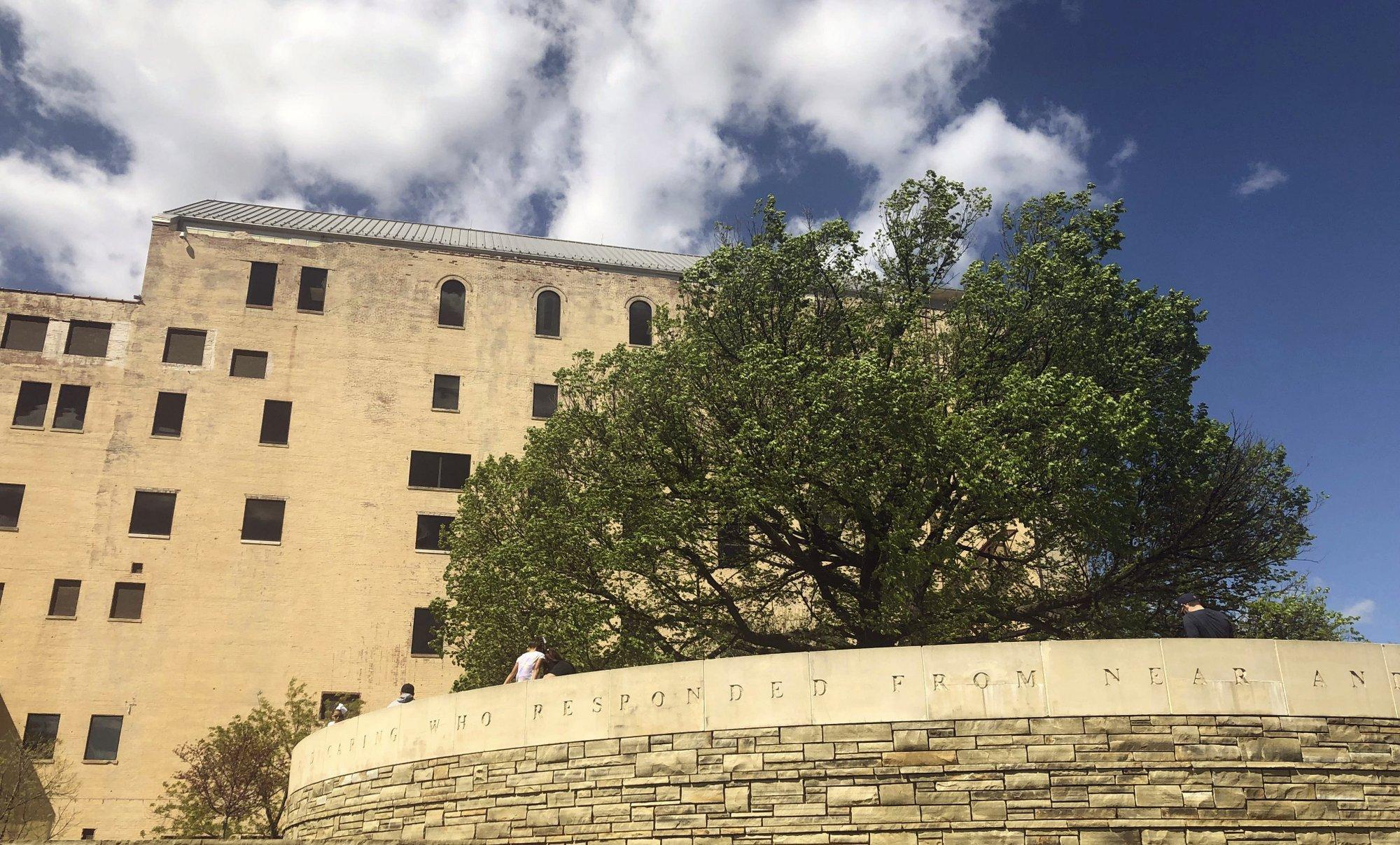 Oklahoma City Ing Survivor Tree