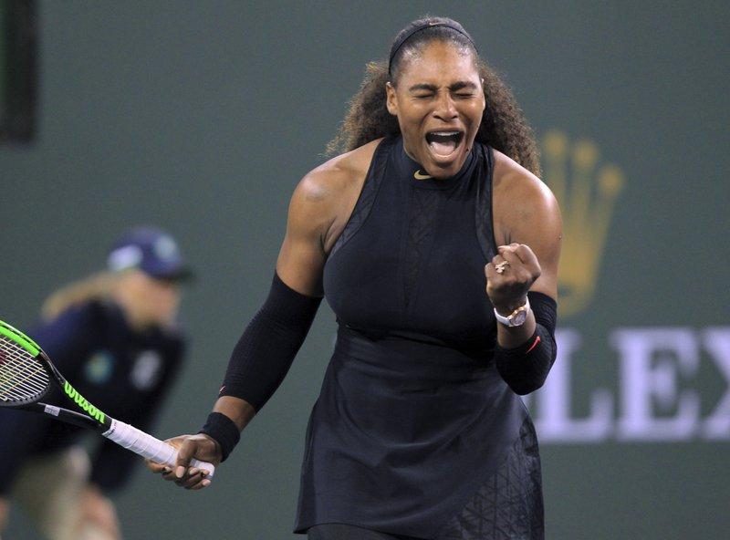 Serena Williams, Zarina Diyas