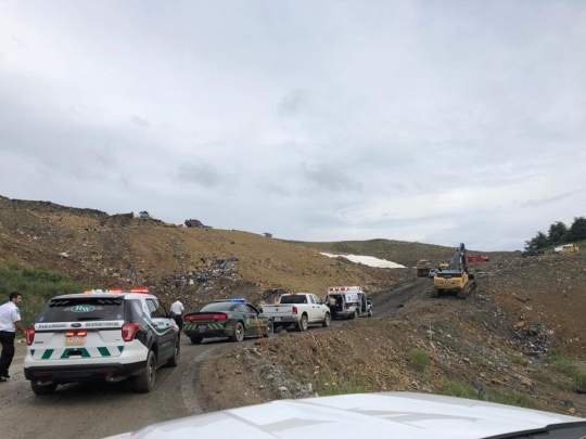 Washington man in serious condition after being struck by truck at Rostraver landfill