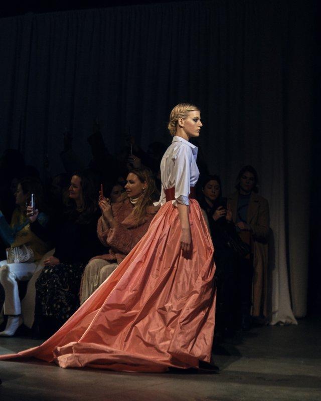 e1b479f5159 Carolina Herrera bids her line adieu with elegant flourish