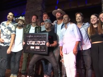 FGL celebrates hits with Backstreet, Bebe