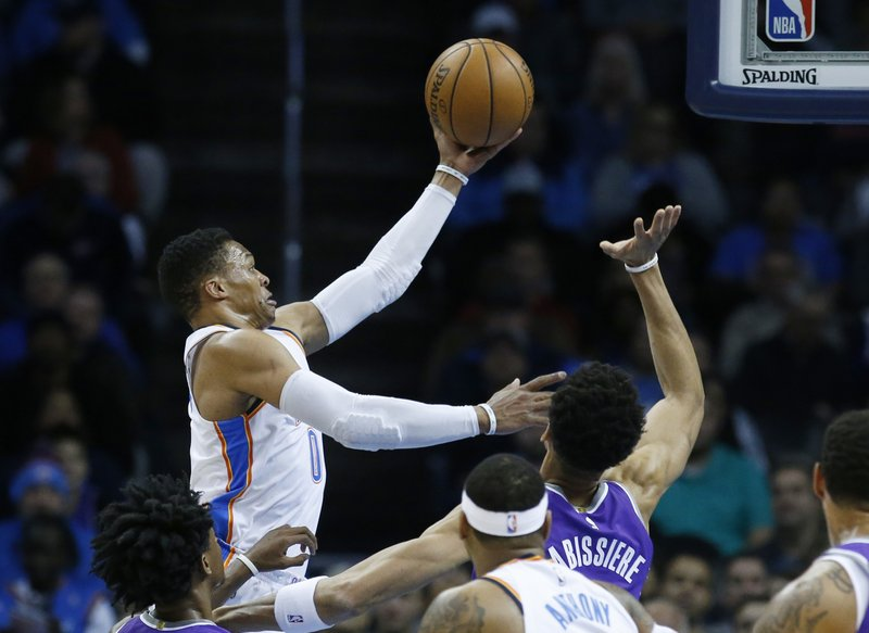 Russell Westbrook, Skal Labissiere