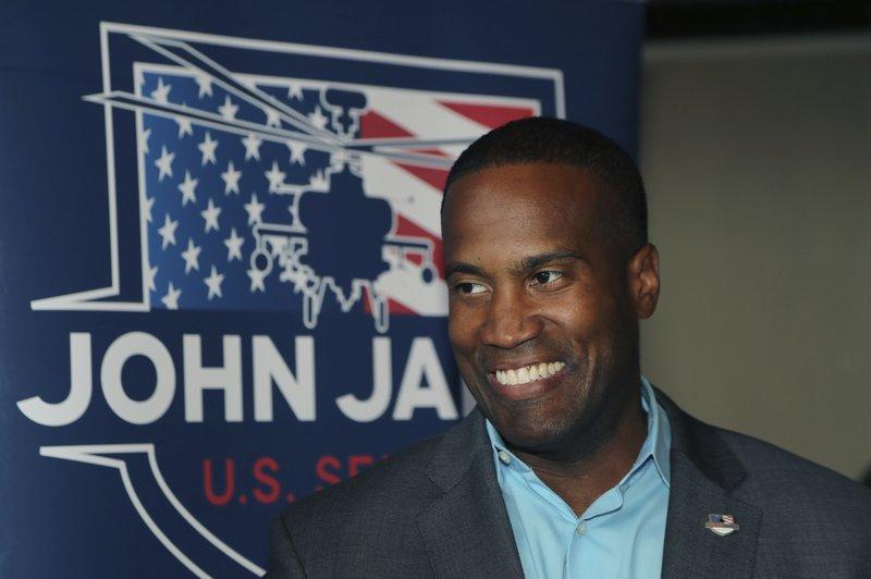 John E. James