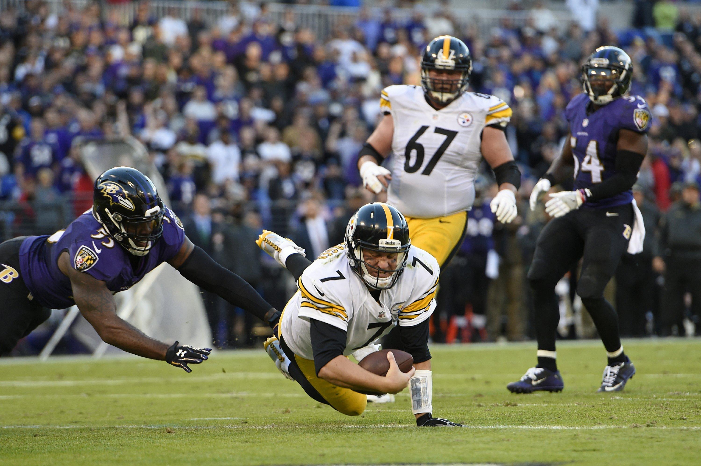 Week 8 NFL Betting Picks: Steelers at Ravens
