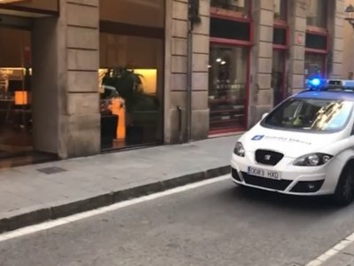 Spanish Police Eye Terrorism in Van Incident