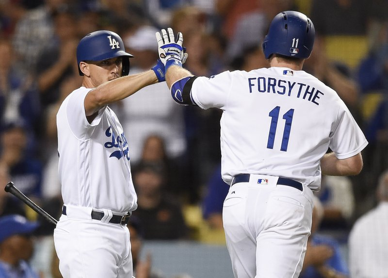 Logan Forsythe, Chris Taylor