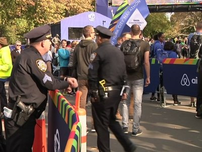 NYC Boosts Marathon Security After Truck Attack