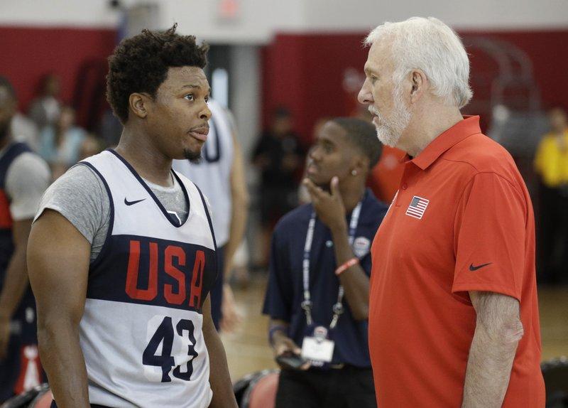 Tuyển bóng rổ Mỹ chính thức công bố danh sách tập trung cho FIBA World Cup 2019: Nơi anh tài hội tụ