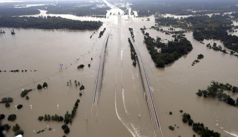 Flooded I-69