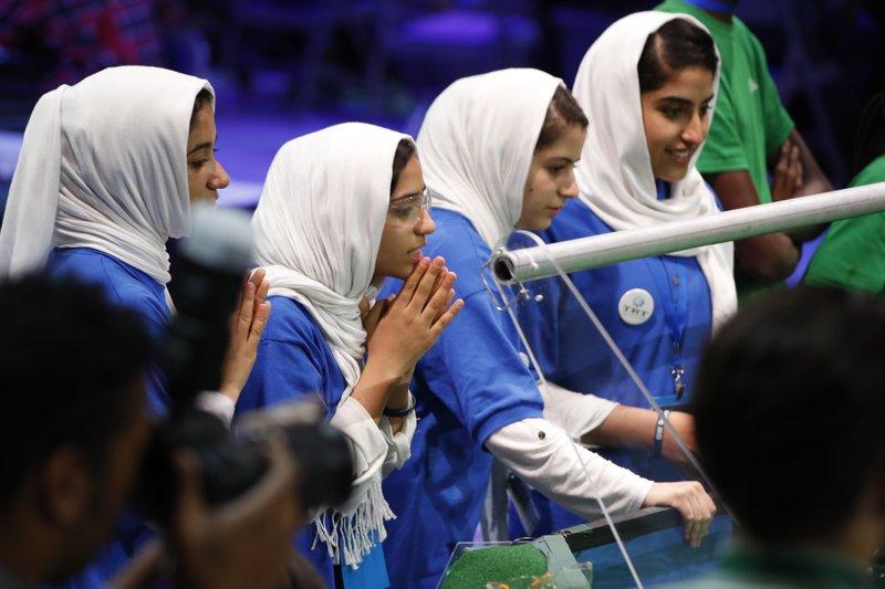 Rodaba Noori, Somayeh Faruqi, Kawsar Rashan, Lida Azizi,