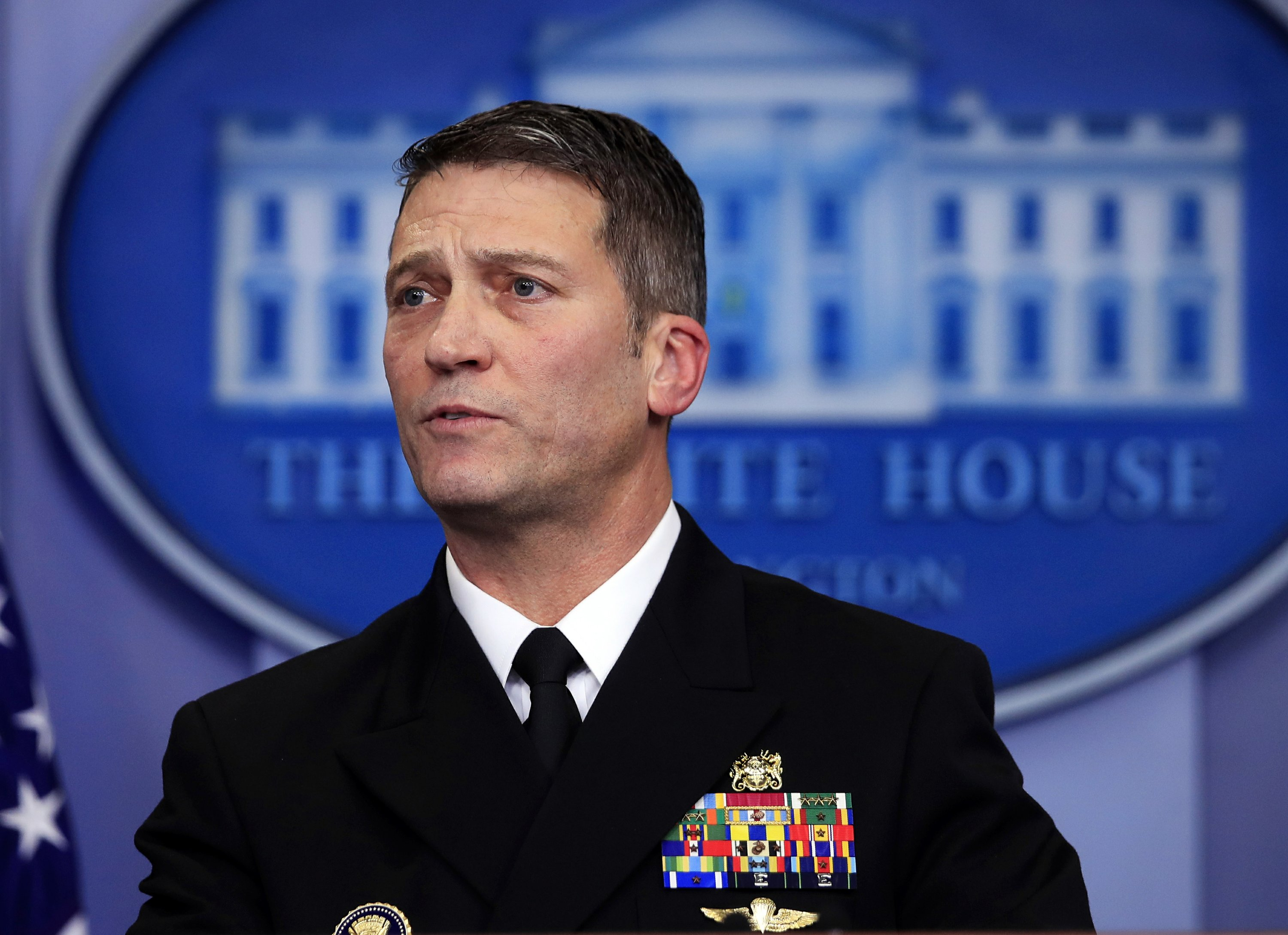 The Latest: Trump doctor says he did well on cognitive exam