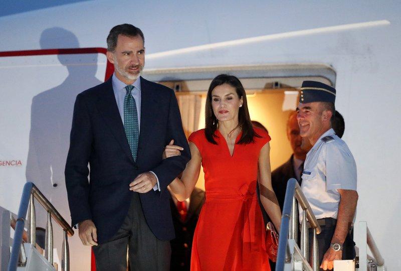 King Felipe VI, Queen Letizia