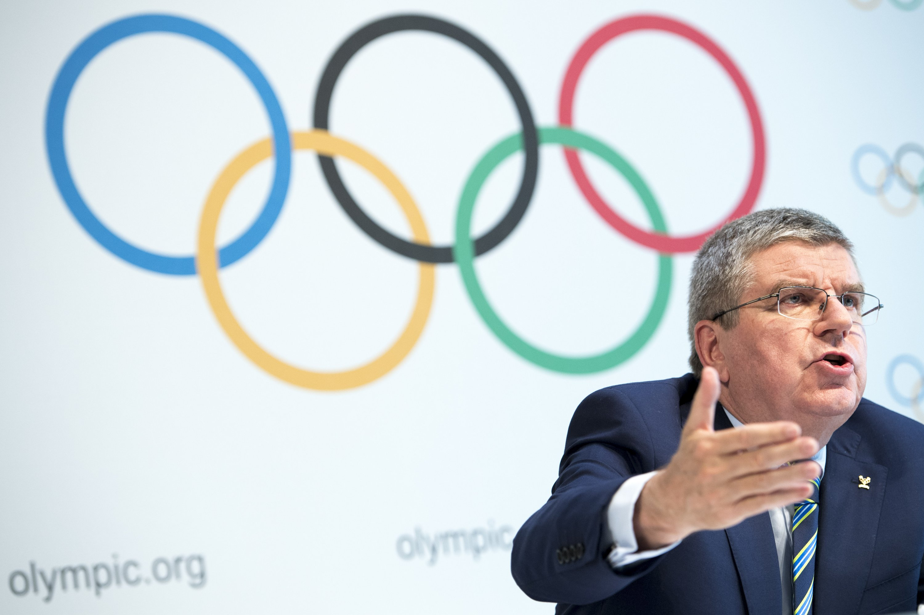 The Latest: Kenyans ask IOC for clarification on doping