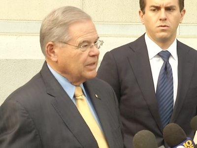 Menendez: 'Not Once Have I Dishonored Office'