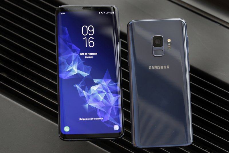 Samsung Galaxy S9, Samsung Galaxy S9 Plus