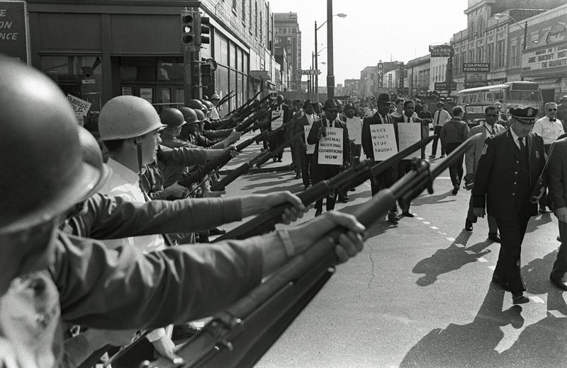 memphis march