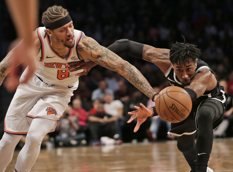 Michael Beasley, lRondae Hollis-Jefferson