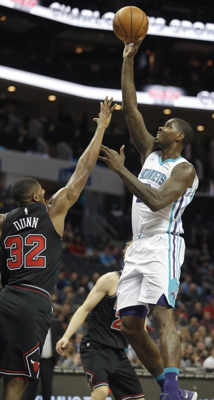 Marvin Williams, Kris Dunn