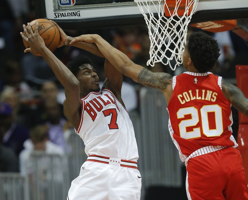 Justin Holiday, John Collins