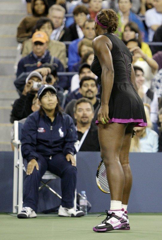 Serena Willaims, Shino Tsurubuchi