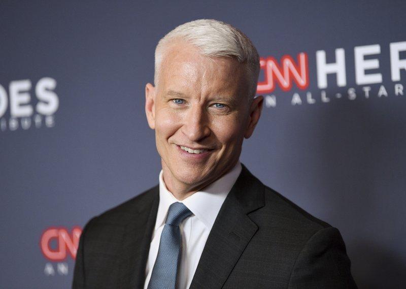 Anderson Cooper has a 2-book d...